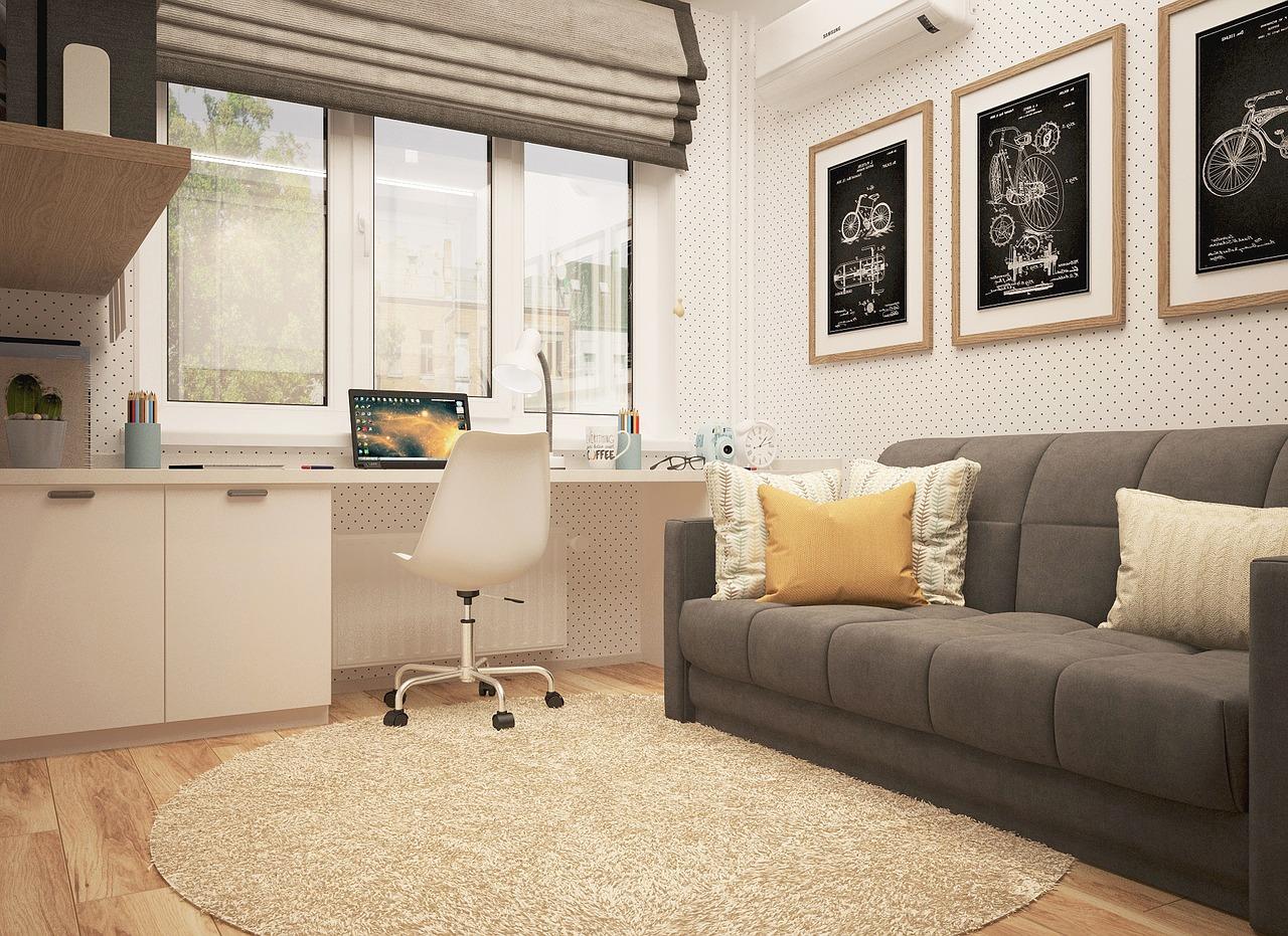 Umeblowanie małych pomieszczeń – jak to zrobić?