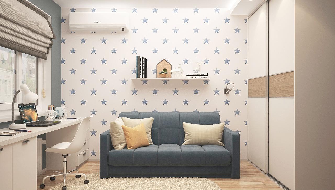 Jak dobrze oświetlić pokój?